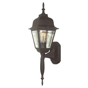 Look for Basic 1-Light Outdoor Sconce By Woodbridge Lighting