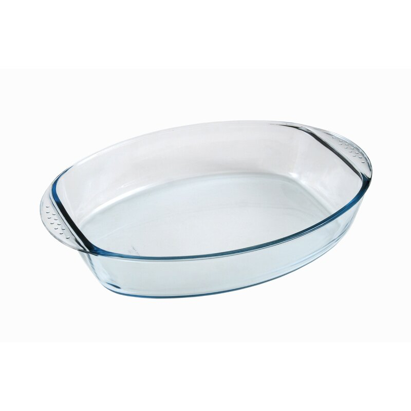 Marinex Prediletta 1 Piece Oval Casserole Wayfair
