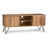 Claudia Solid Wood TV Stand for TVs up to 65 by Union Rustic