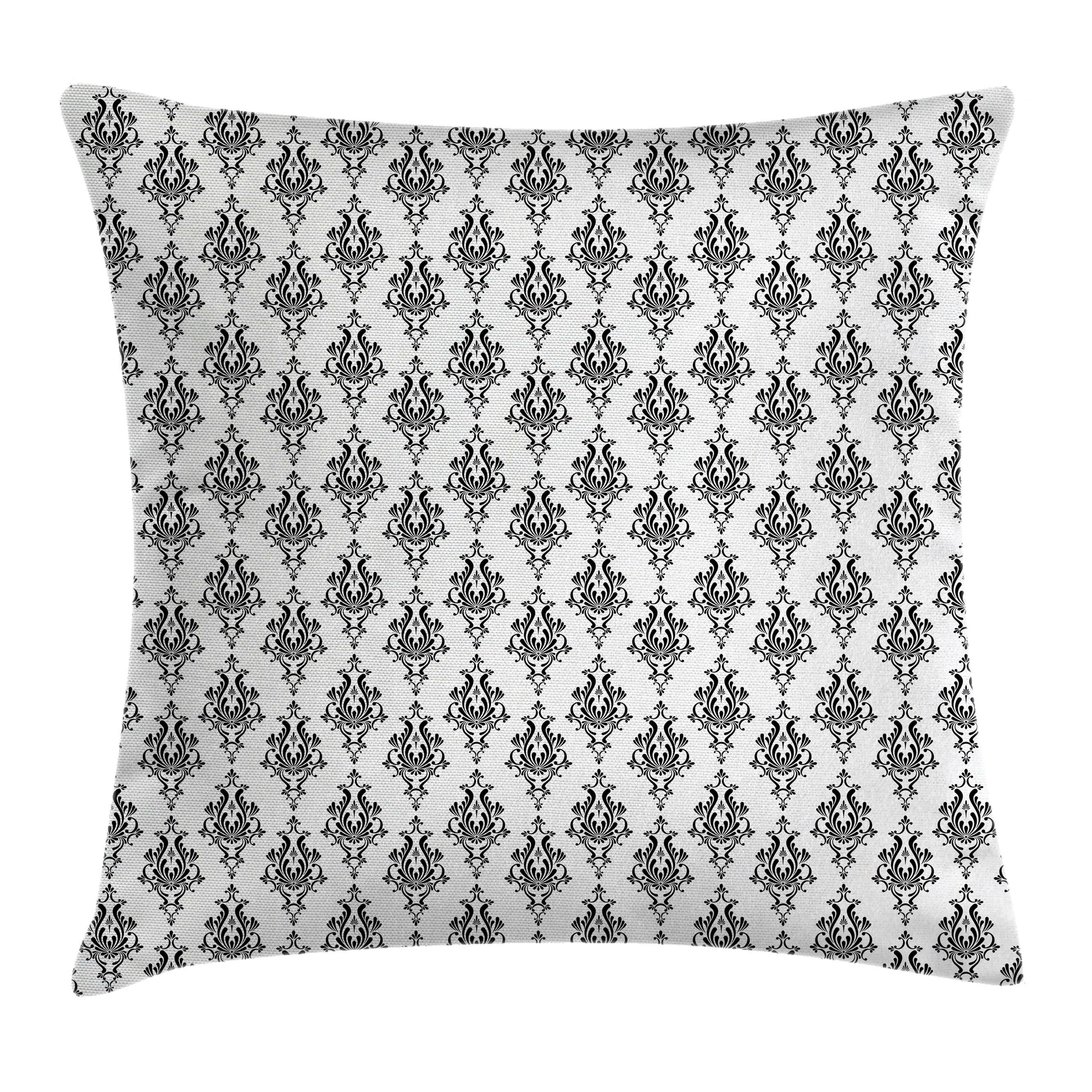 Ambesonne Vintage Baroque Victorian Style Square Pillow Cover Wayfair Jpg 2657x2657 Throw Pillows