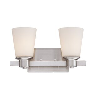 Comparison McFetridge 2-Light Vanity Light By Ebern Designs