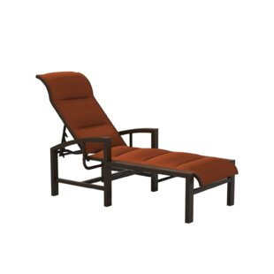 Lakeside II Reclining Chaise Lounge by Tropitone Today Only Sale