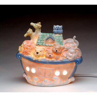Compare Noah's Ark Night Light By Cosmos Gifts
