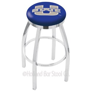 NCAA 30 Swivel Bar Stool