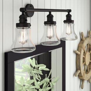 Nardone 3-Light Vanity Light by Beachcrest Home