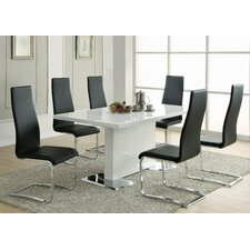 Contemporary Dining modern & contemporary 9 piece dining set | allmodern