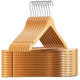 Gino Wood Standard Hanger (Set of 30)