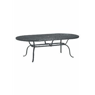 Cast Aluminum Dining Table
