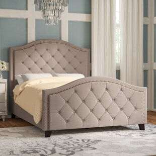 Elora Upholstered Panel Bed by Willa Arlo Interiors