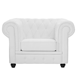 Chesterfield Chesterfield Chair by Modway