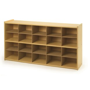 Value Line 20 Compartment Cubby By Angeles
