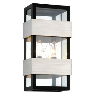 Earls 2-Light Outdoor Sconce by 17 Stories