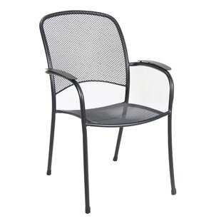 Capetown Stacking Patio Dining Chair Set Of 4