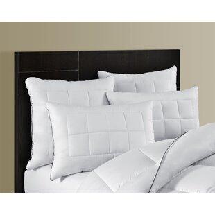 Alwyn Home Ultra Plush Side Sleeper Down Alternative Pillow (Set of 2)
