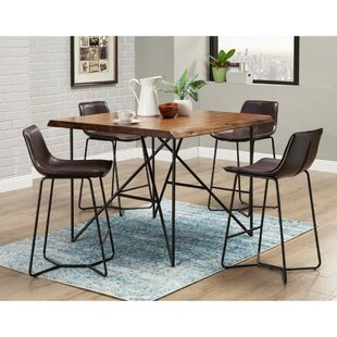 Ava 5 Piece Pub Table Set 17 Stories