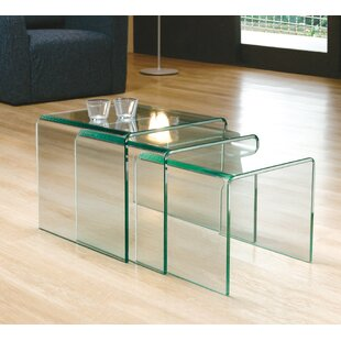Smoked glass nest of tables wayfair search results for smoked glass nest of tables watchthetrailerfo