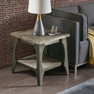 Casimir End Table By Gracie Oaks