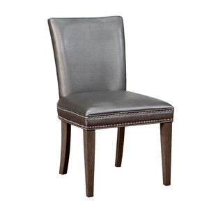 Willa Arlo Interiors Charleena Upholstered Parsons Chair (Set of 2)