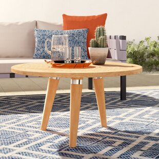 Read Reviews Timmerman Coffee Table by Mistana