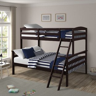 Schulte Twin Bunk Bed (Set of 2) by Harriet Bee