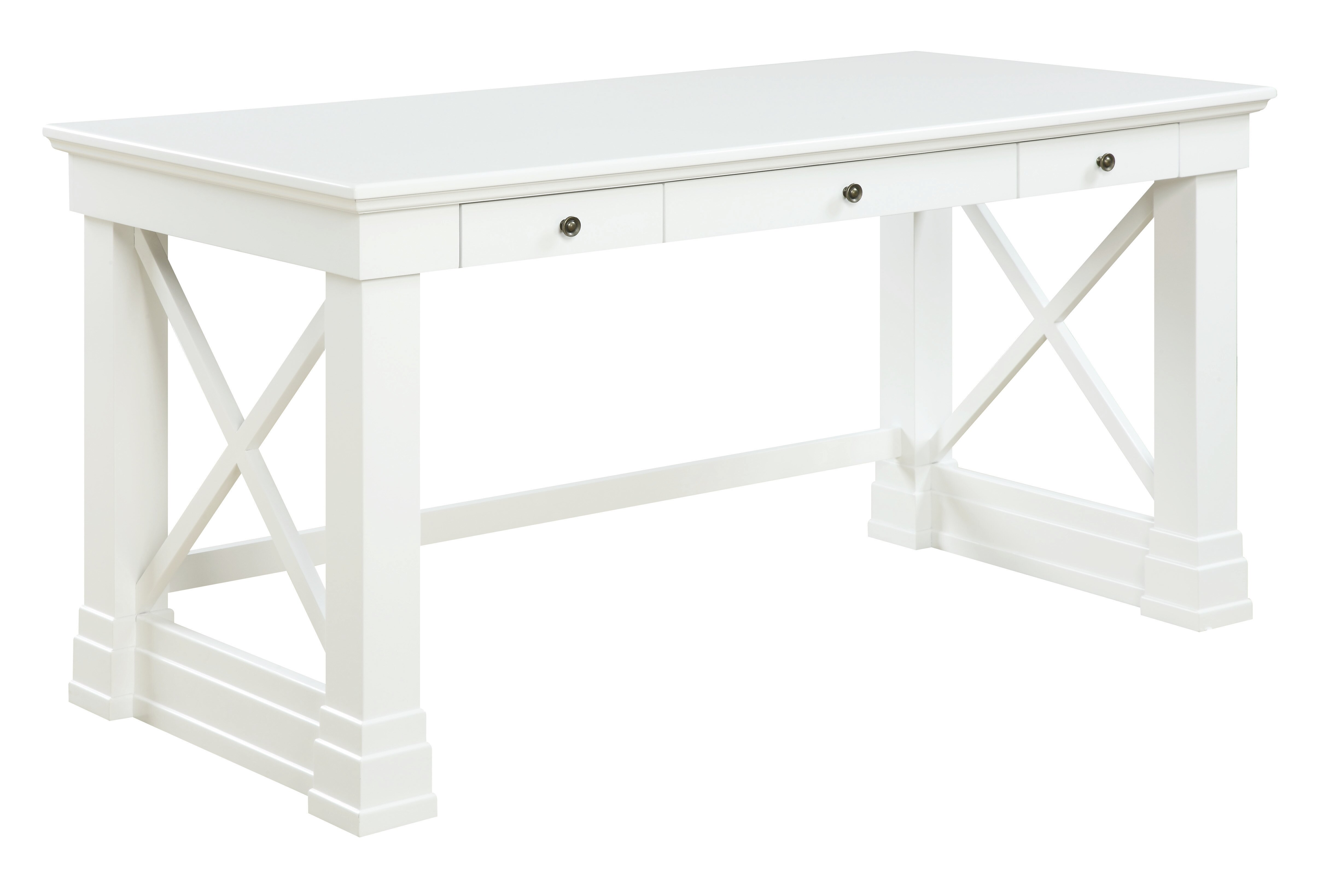 desk reviews with pdp allmodern haffey drawer white writing furniture drawers