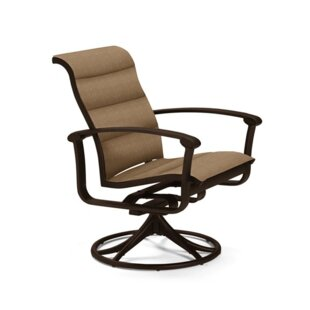 Ovation Swivel Patio Dining Chair