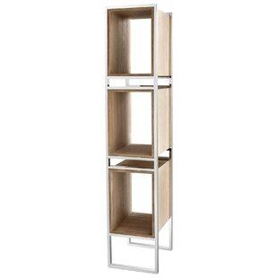 Pueblo Cube Unit Bookcase by Cyan Design