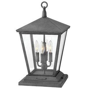 Hinkley Lighting Trellis 4-Light Pier Mount Light