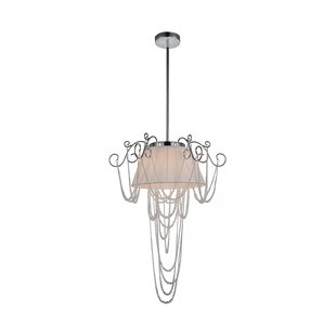 CWI Lighting 4-Light Cone Pendant