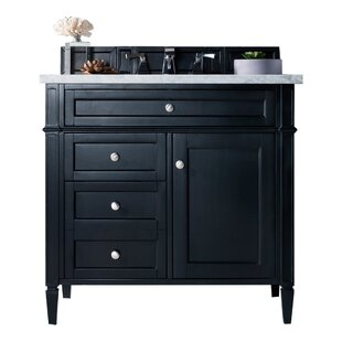 Brittany 35 Single Bathroom Vanity Base by James Martin Furniture