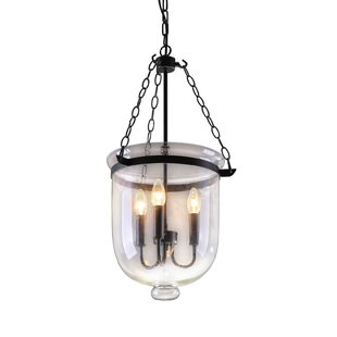 Breakwater Bay Aayush 3-Light Urn Pendant