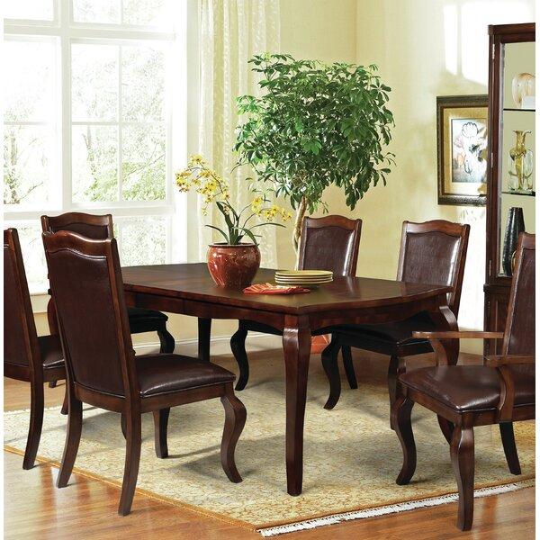 Fleur De Lis Living Sessoms Extendable Dining Table Wayfair