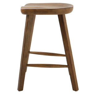 Buy luxury Ava Tractor Style 25 Bar Stool by Union Rustic Reviews (2019) & Buyer's Guide