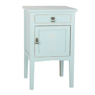 Price comparison Eilidh 1 Drawer Nightstand by Alcott Hill