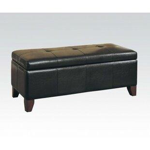 Millen Upholstered Storage Bench by Winston Porter