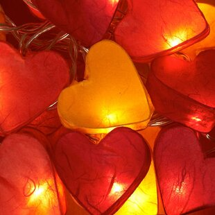 Mandi Heart Fairy 26.25 Ft. 30-Light Novelty String Light Image