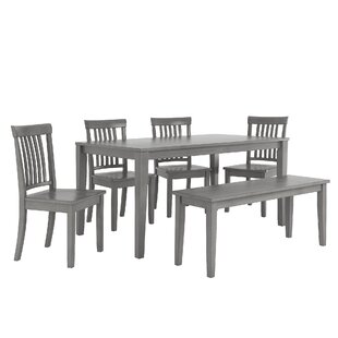Alverson 6 Piece Dining Set