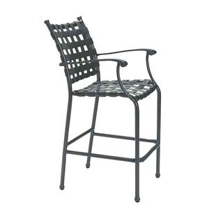 Sorrento Patio Bar Stool by Tropitone