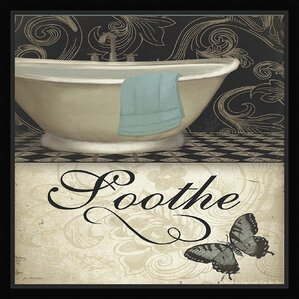 Ashton Wall Décor LLC Bath & Laundry Wall Art You\'ll Love | Wayfair