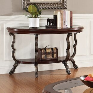Epsom Console Table by Fleur De Lis Living