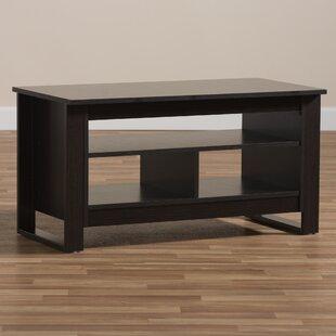 Irwinton Wooden Coffee Table by Ebern Des..