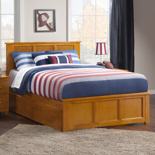 Marjorie Storage Platform Bed