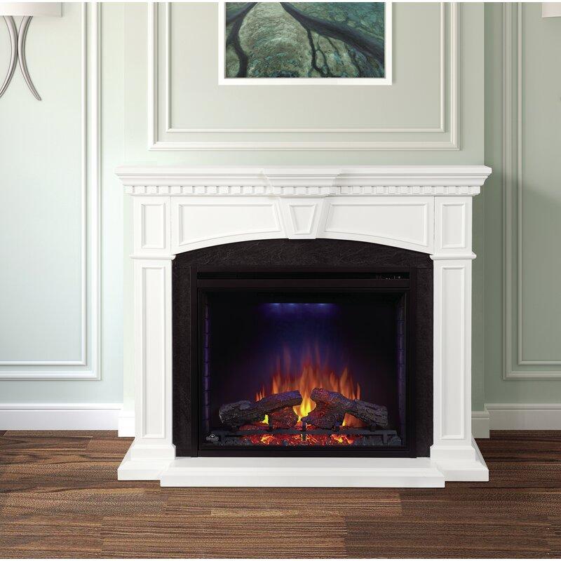Napoleon Taylor Electric Fireplace Reviews Wayfair