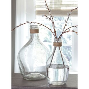 Silverstein 2 Piece Table Vase Set