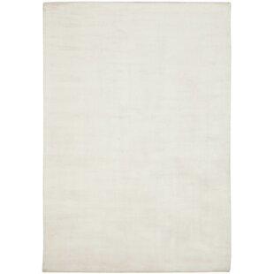 Reviews Beckett Hand-Loomed White Area Rug ByLauren Ralph Lauren