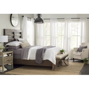 Gracie Oaks Martelli Panel Bed