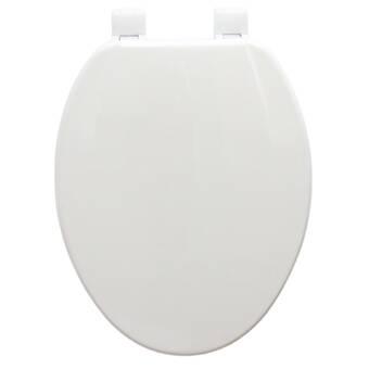 Wgi Gallery Weathered Anchor White Elongated Toilet Seat Wayfair