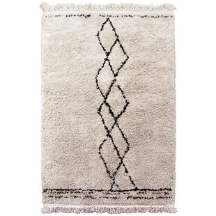 Fez Tufted Beige Rug by Art for kids