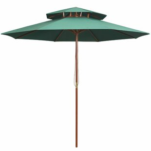 2.7m Traditional Parasol By Freeport Park