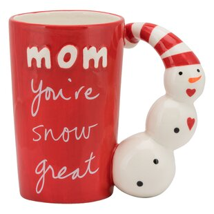 Shaffer Snowman Mom You're the Greatest Coffee Mug
